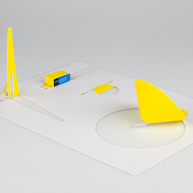 Paper Electronic Modules