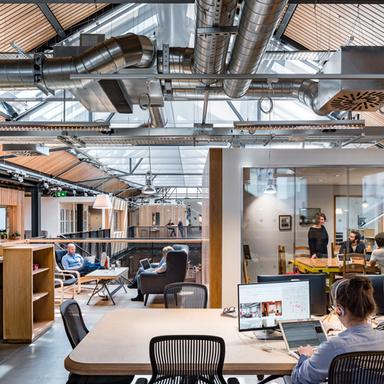 Airbnb Dublin Office