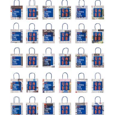 2015 UABB Exhibition Identity System