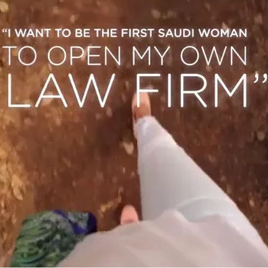 Saudi Women's Online March