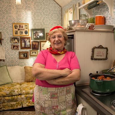 Sausage Nonnas
