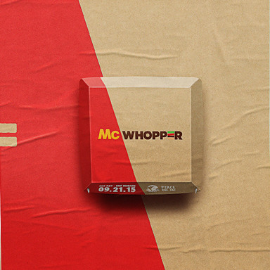Do-it-yourself McWhoppers