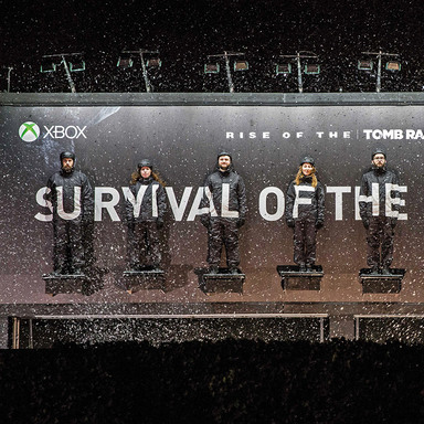 Survival Billboard