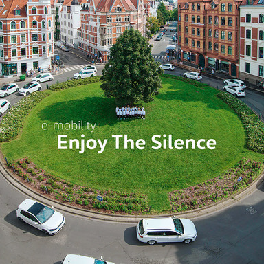 e-mobility - Enjoy The Silence