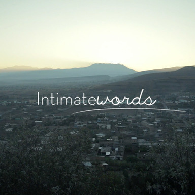Intimate Words