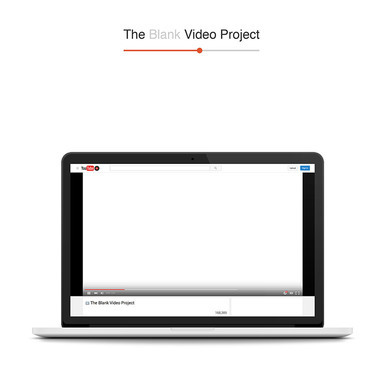 The Blank Video Project