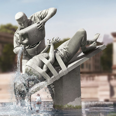Fountain Against Torture