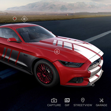 The 2015 Mustang Customizer