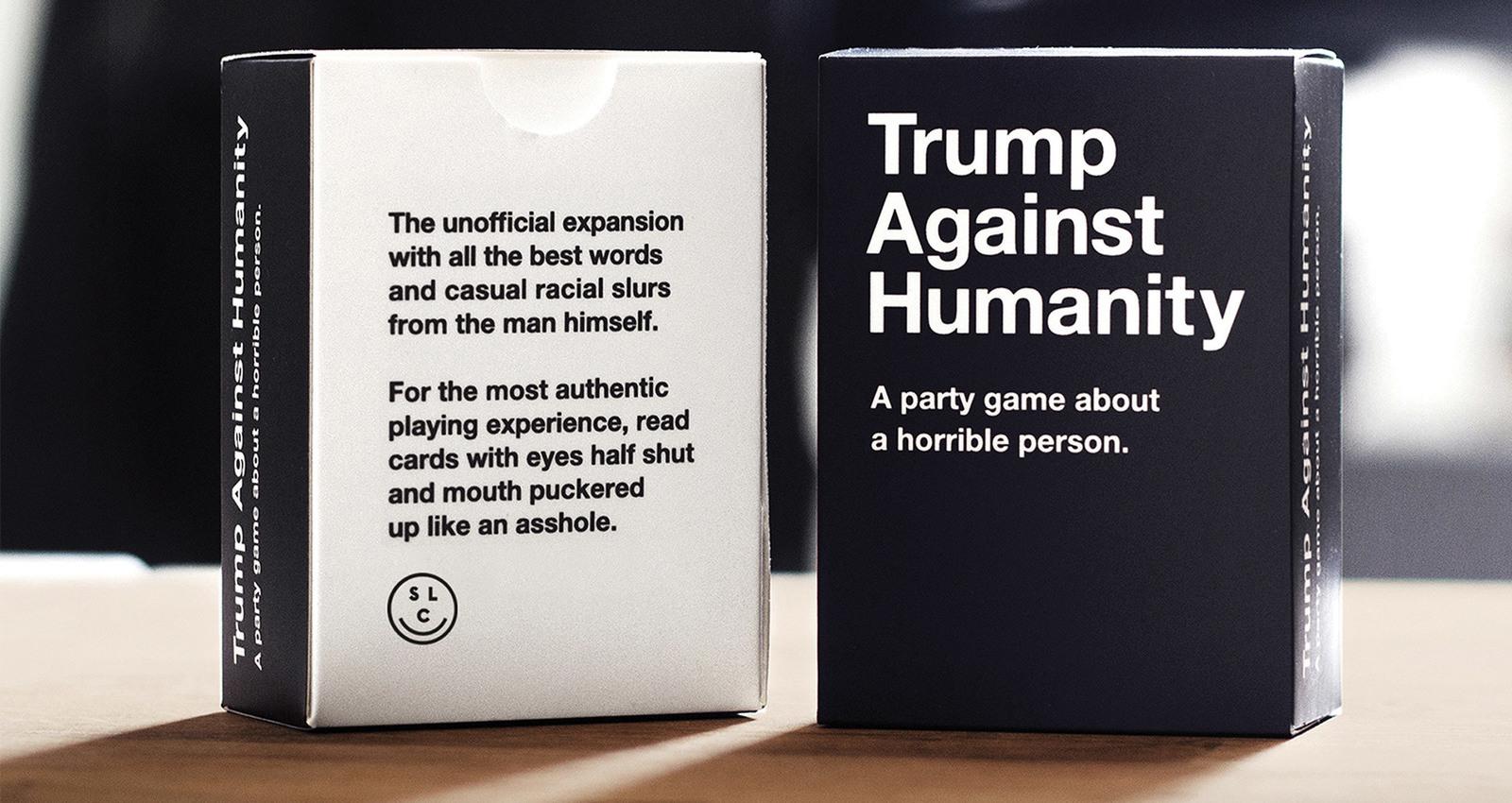 Trump Against Humanity