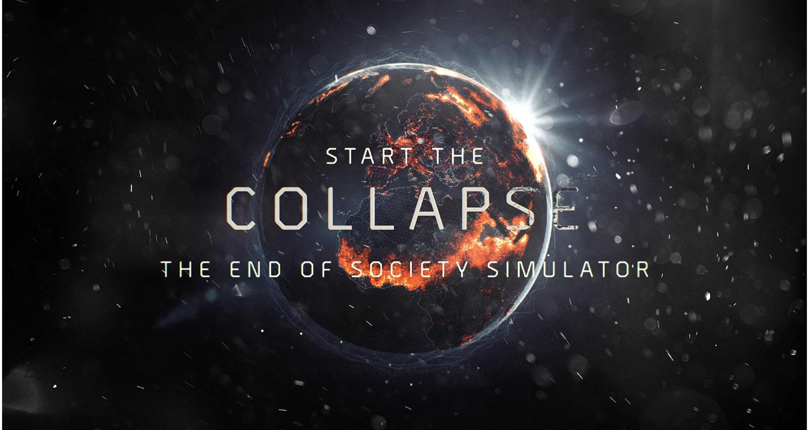 End of society simulator