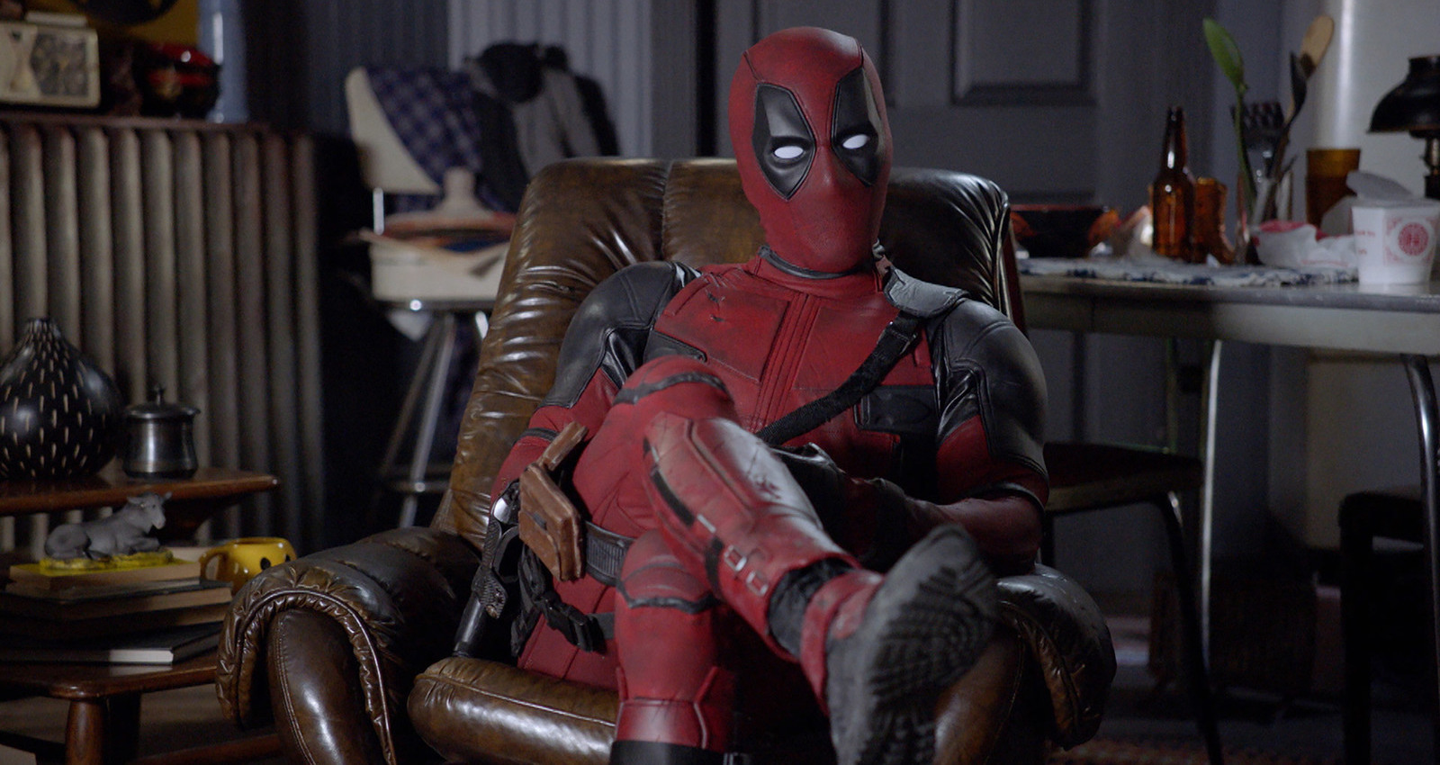 From Deadpool With Love