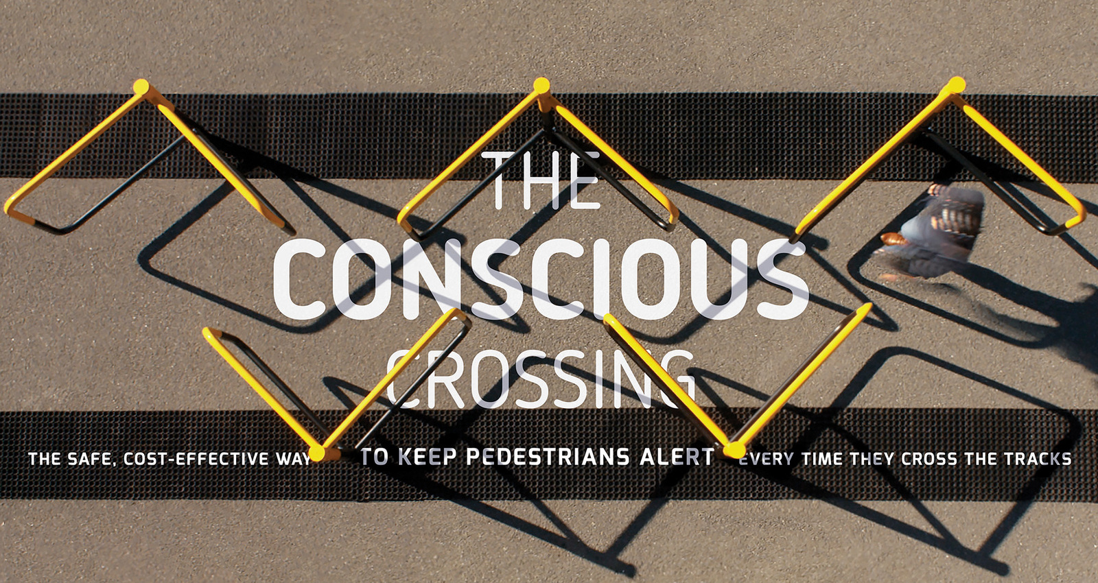 The Conscious Crossing