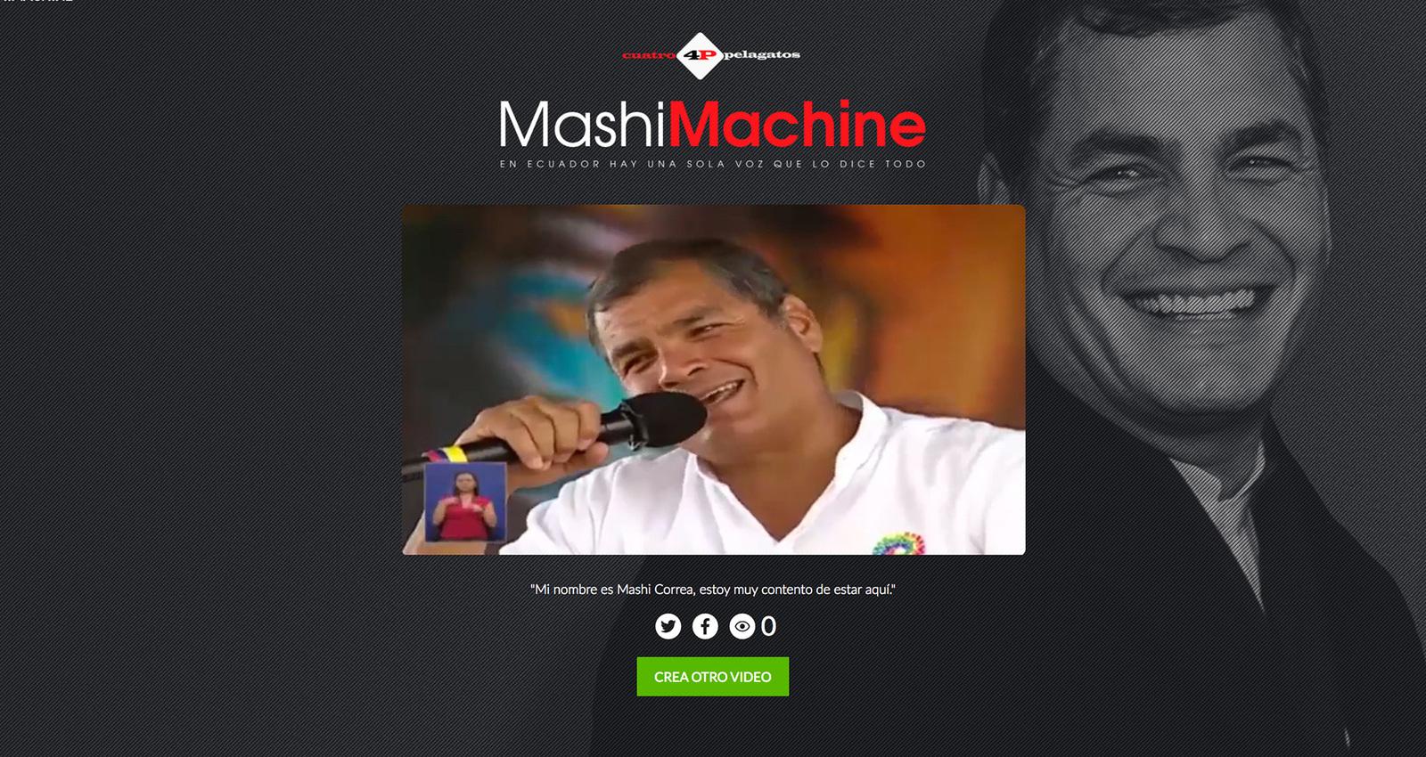 MashiMachine