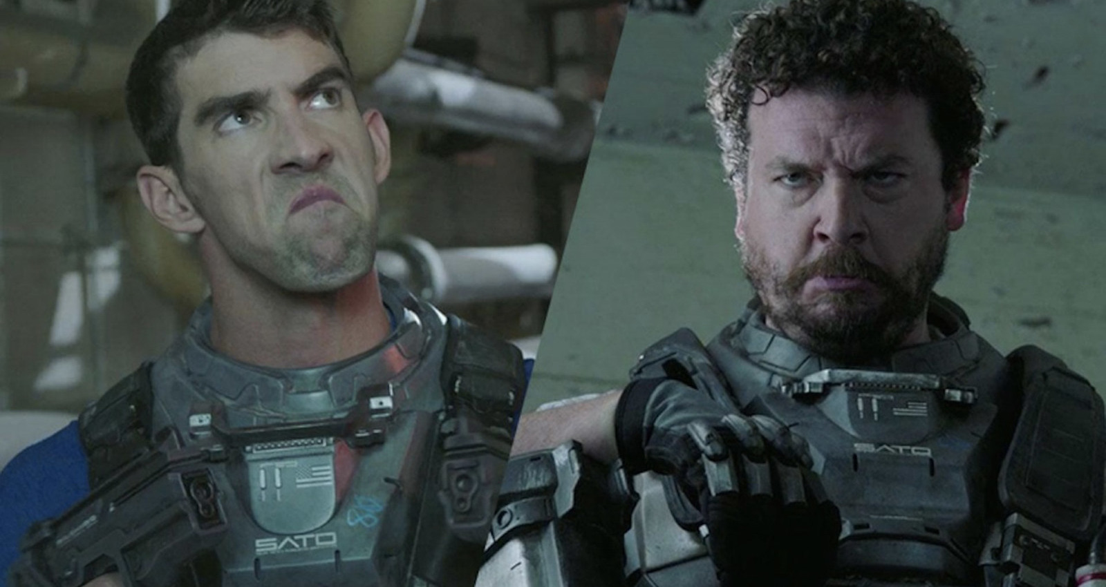 Call of Duty®: Infinite Warfare - Teammate Talk with Danny McBride
