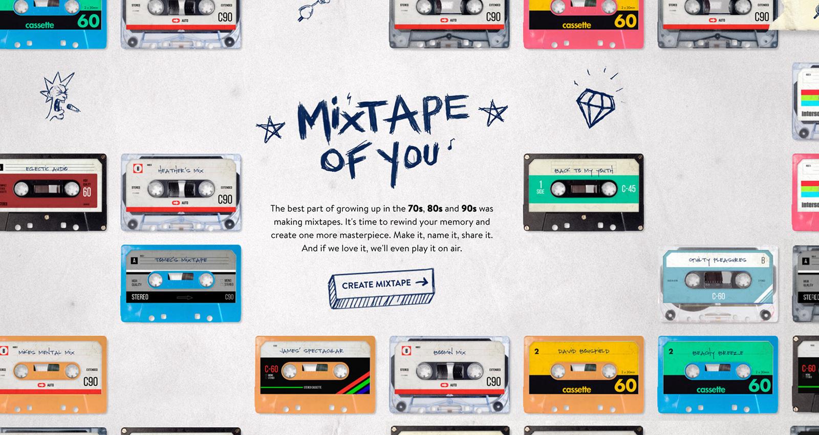 Mixtape Of You