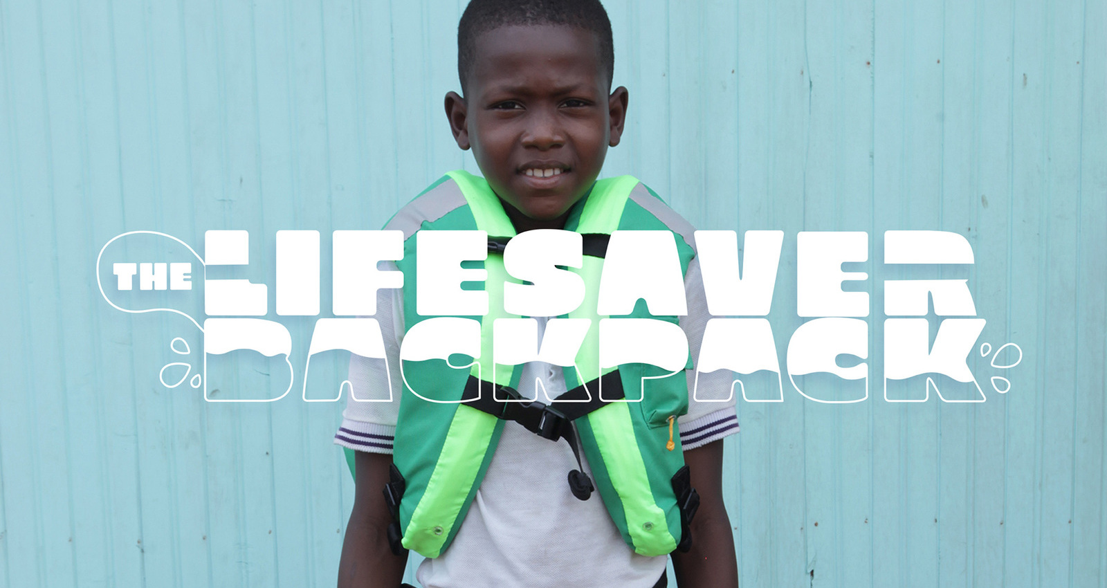 Lifesaver Backpack