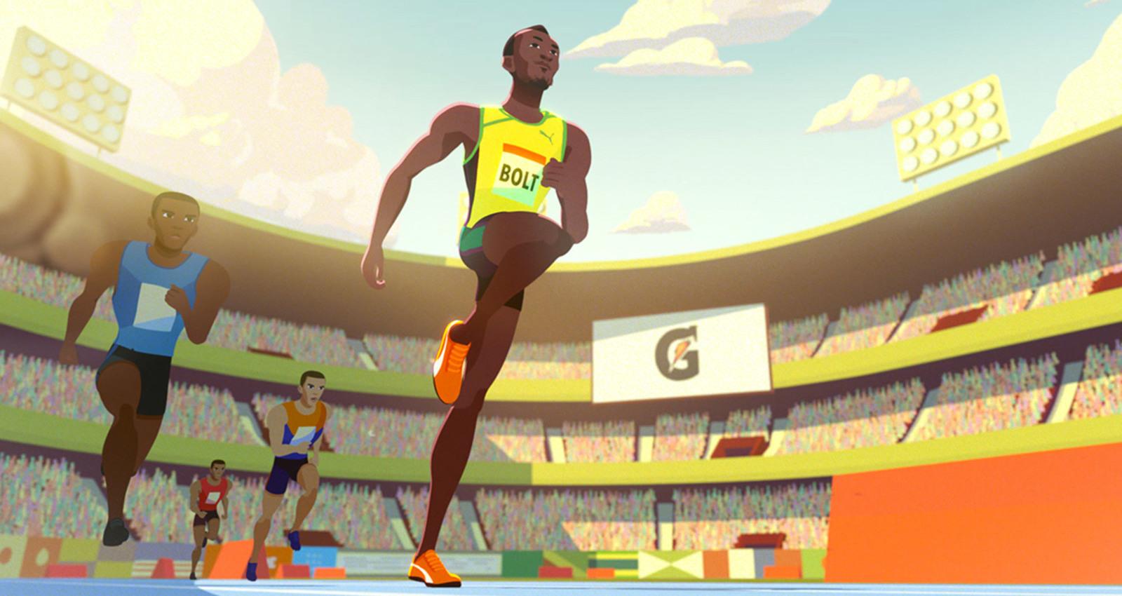 Usain Bolt | The Boy Who Learned to Fly | Gatorade