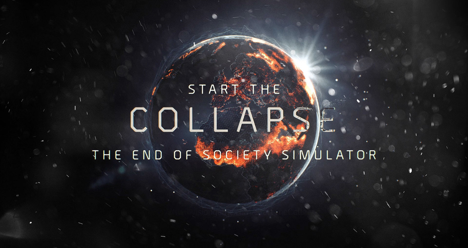 The end of society simulator