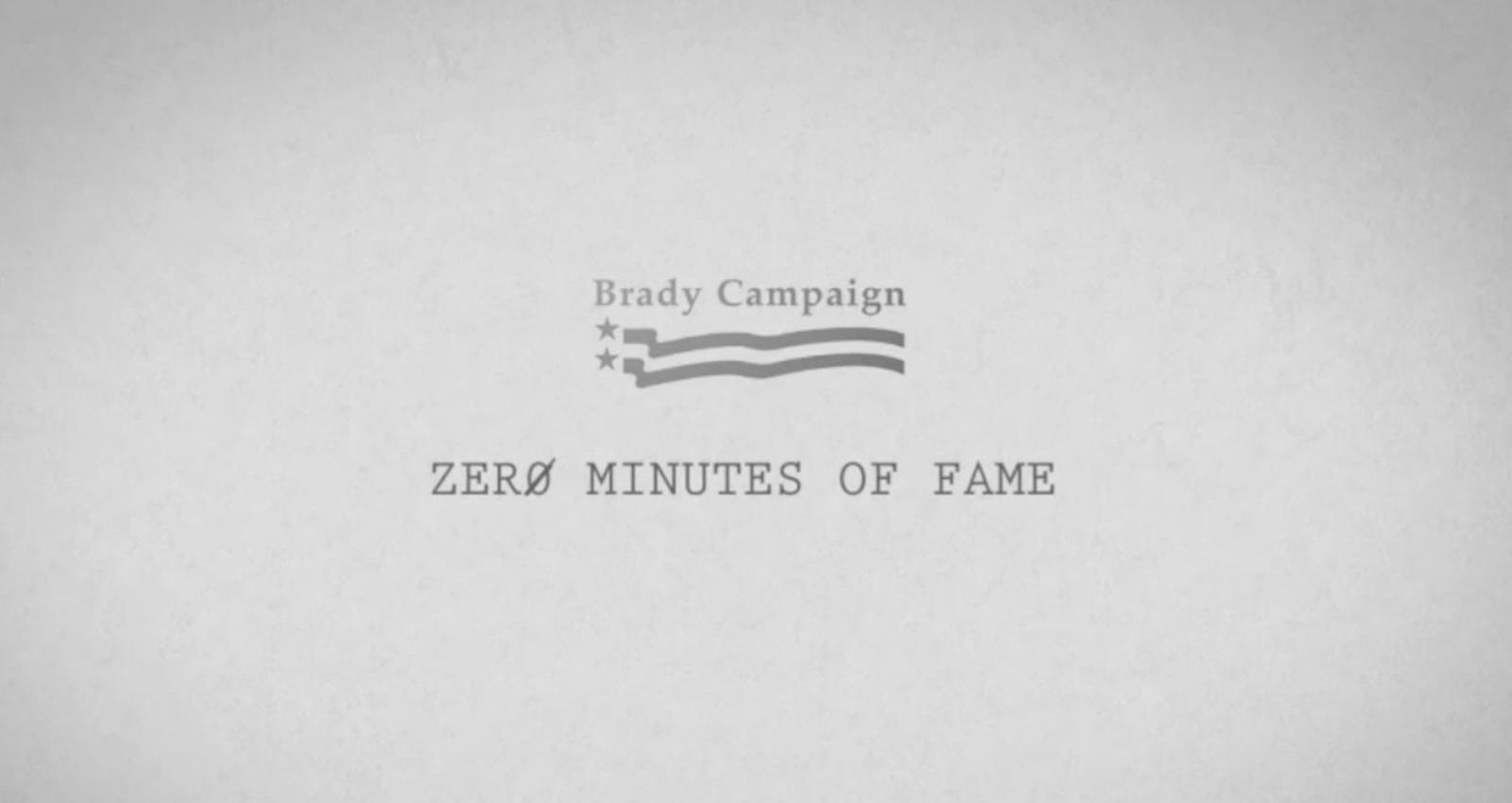 Zero Minutes of Fame