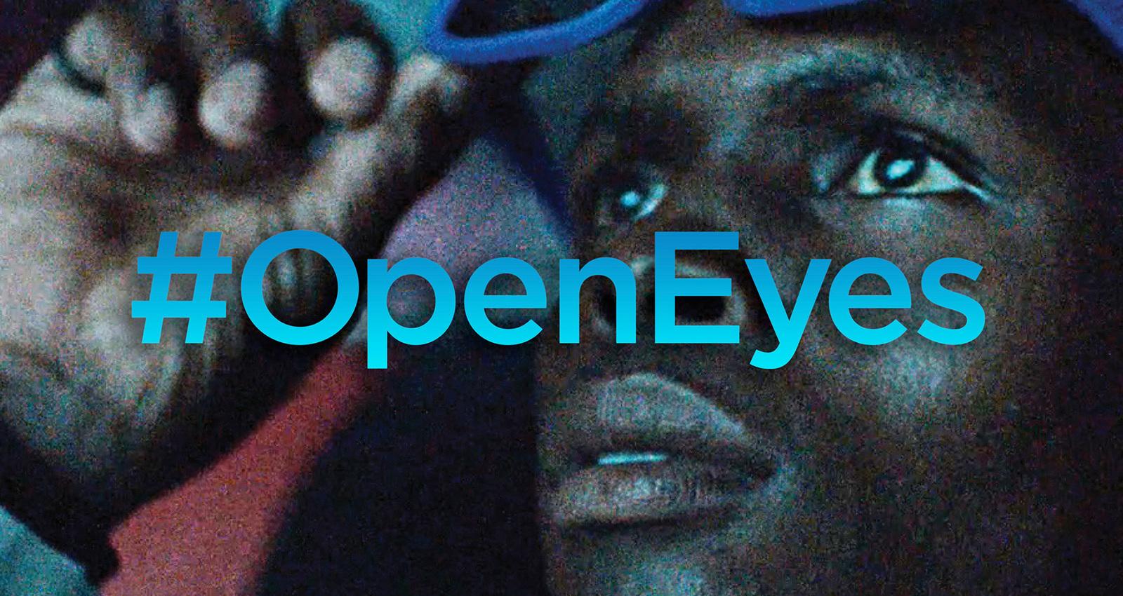 #OpenEyes