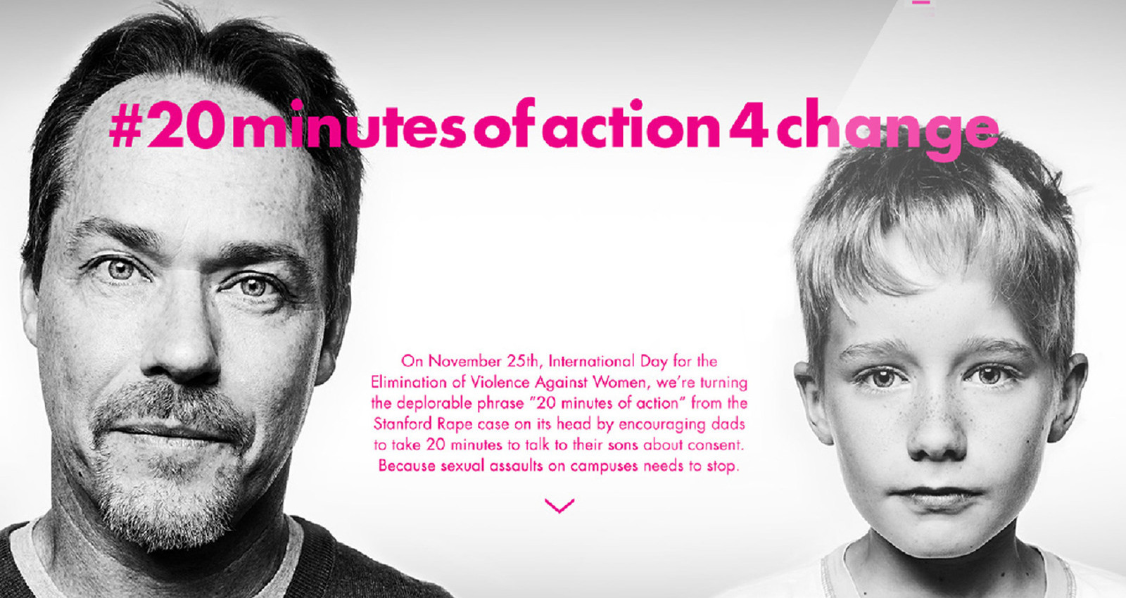 #20MinutesOfAction4Change