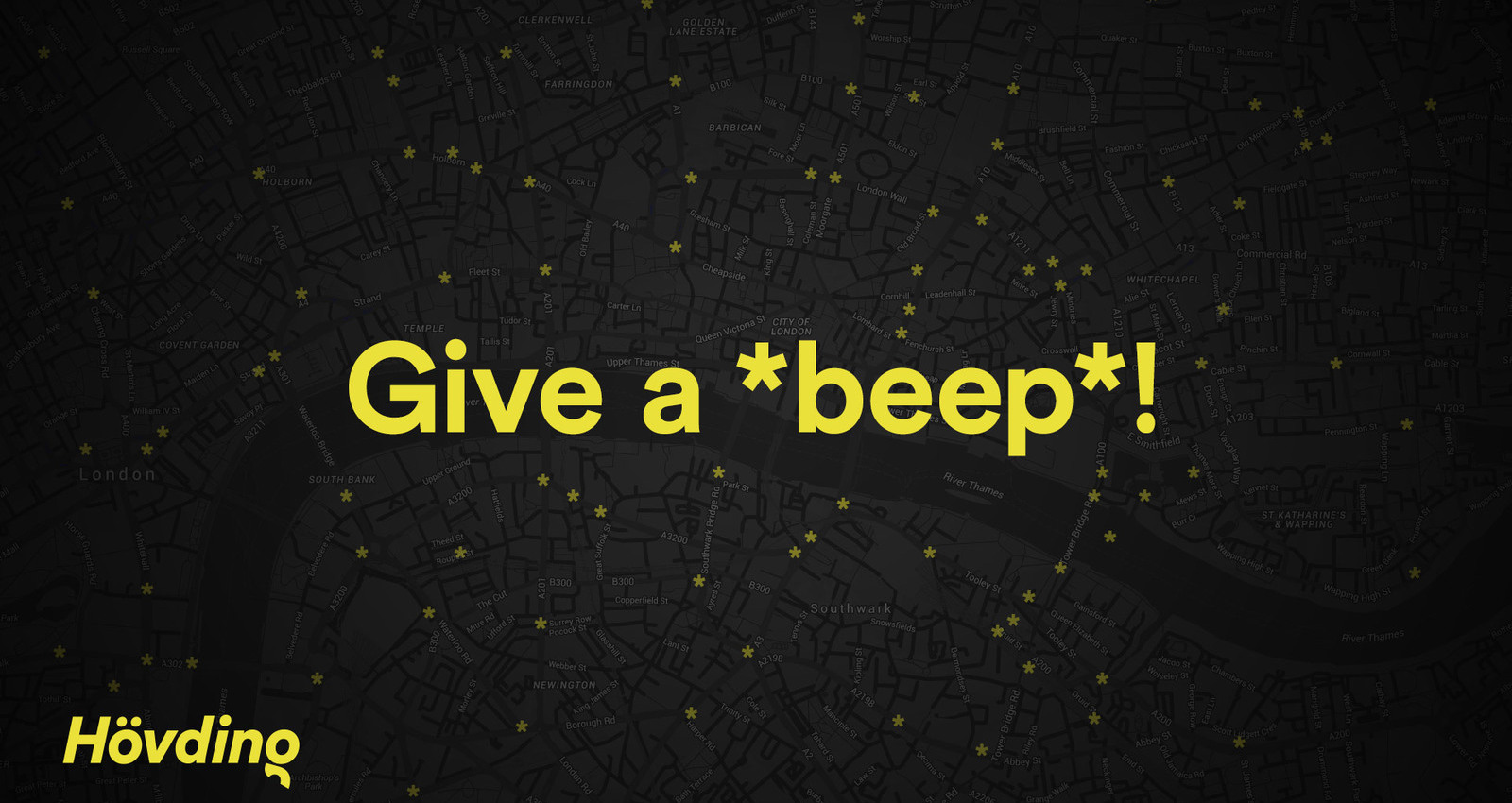 Give a Beep