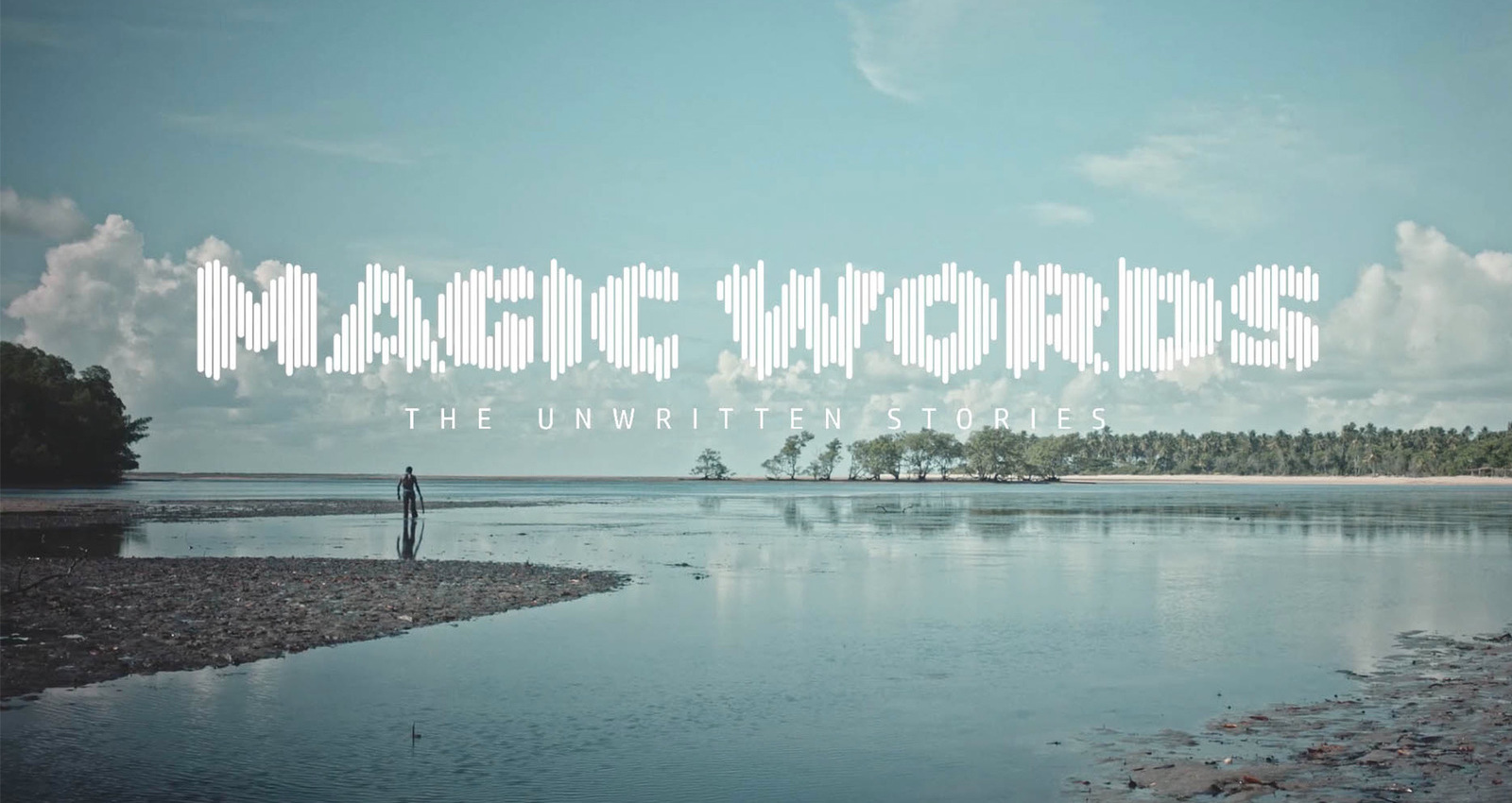 Magic Words - The Unwritten Stories