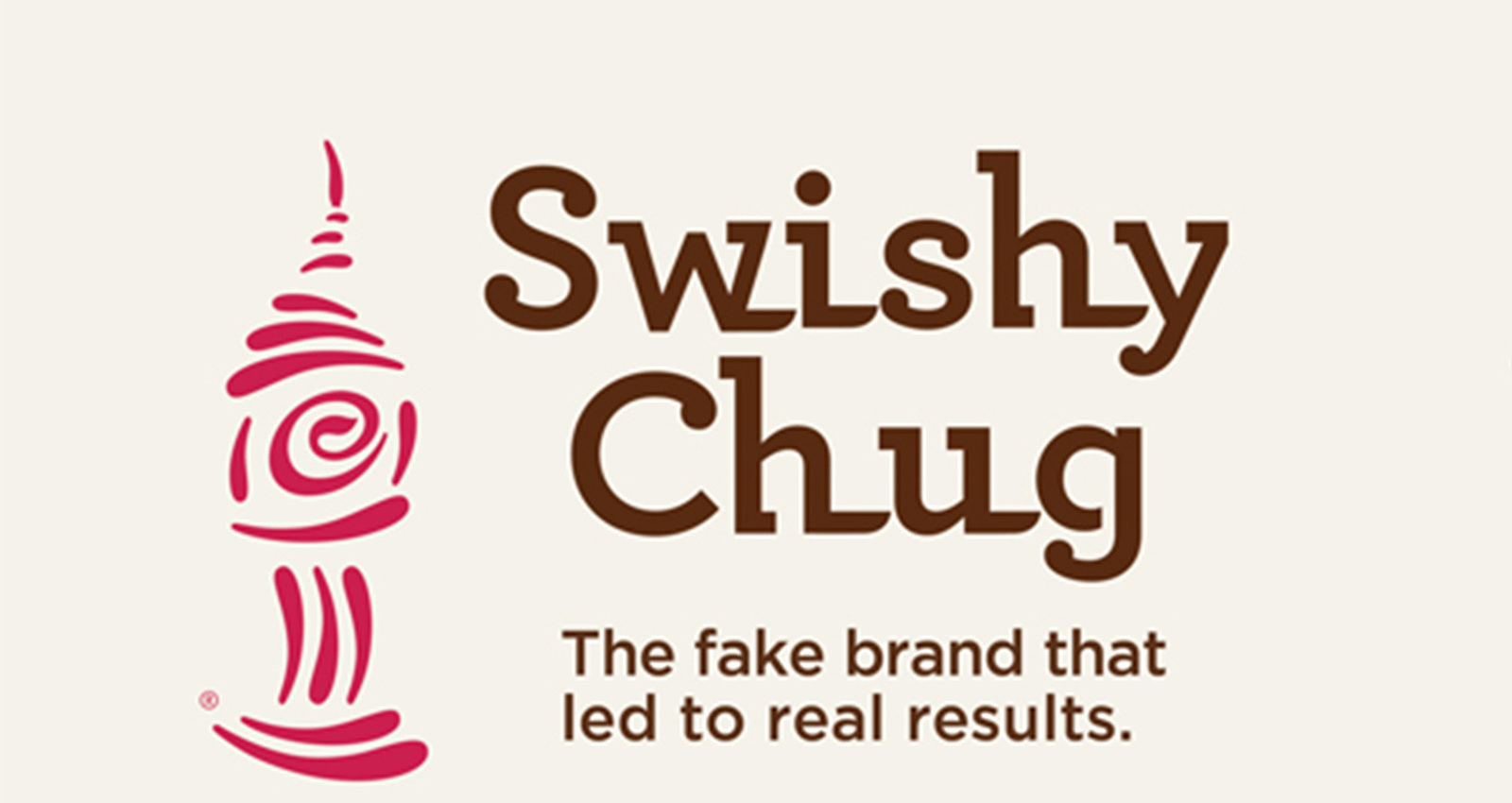 Swishy Chug: The Fake Brand That Led to Real Results