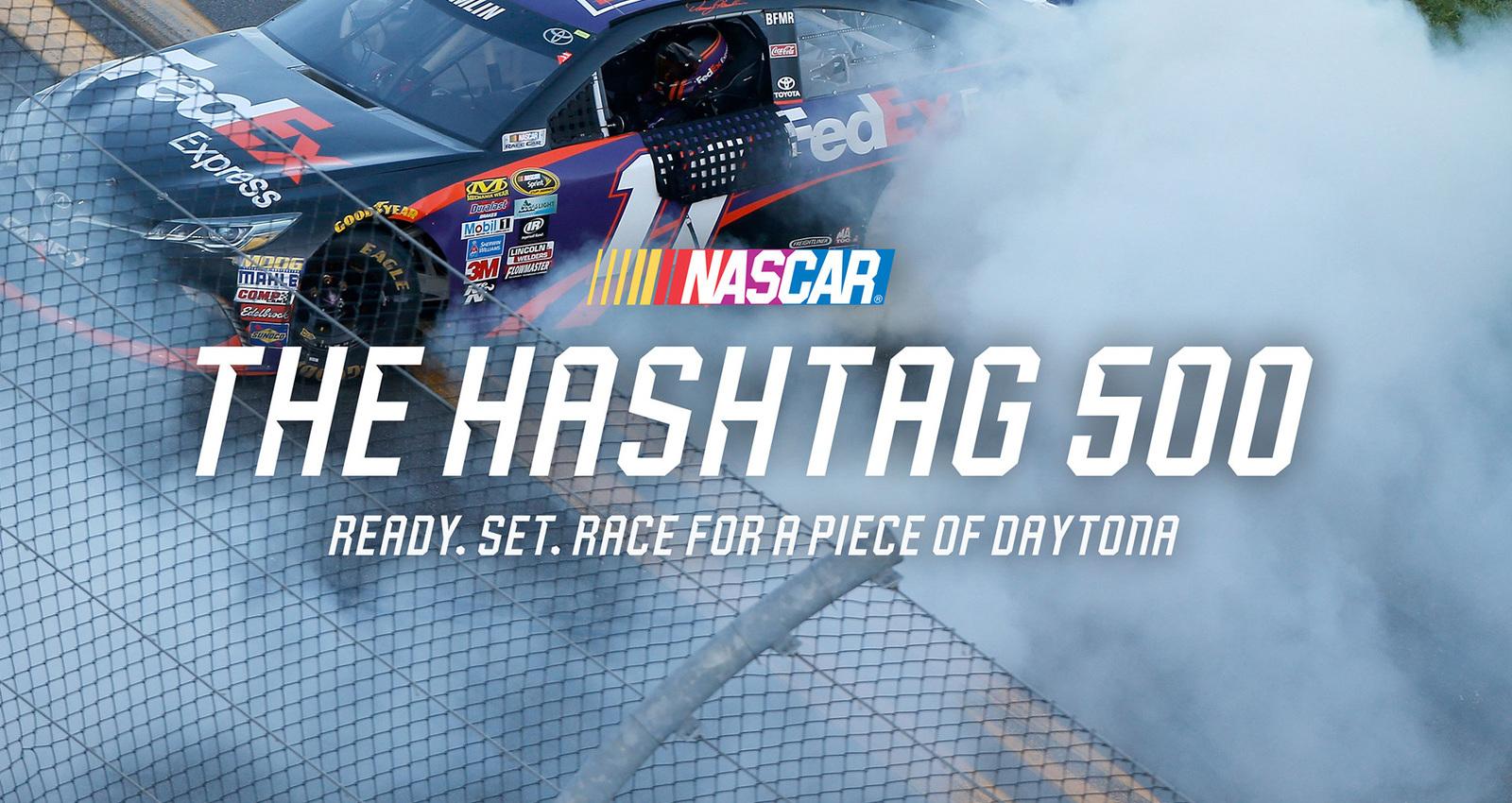 The Hashtag 500