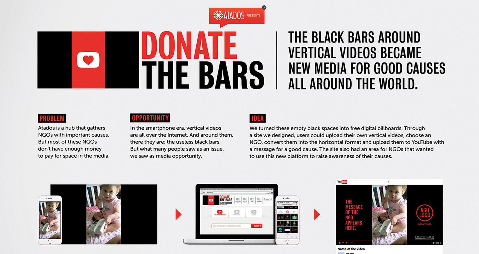Donate the Bars