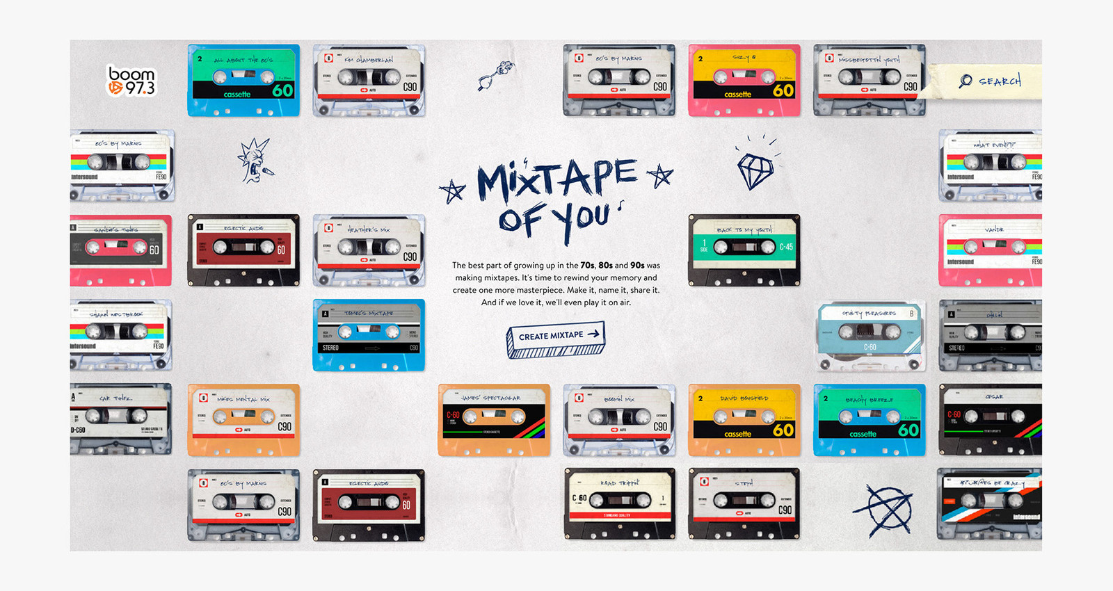 Mixtape Of You