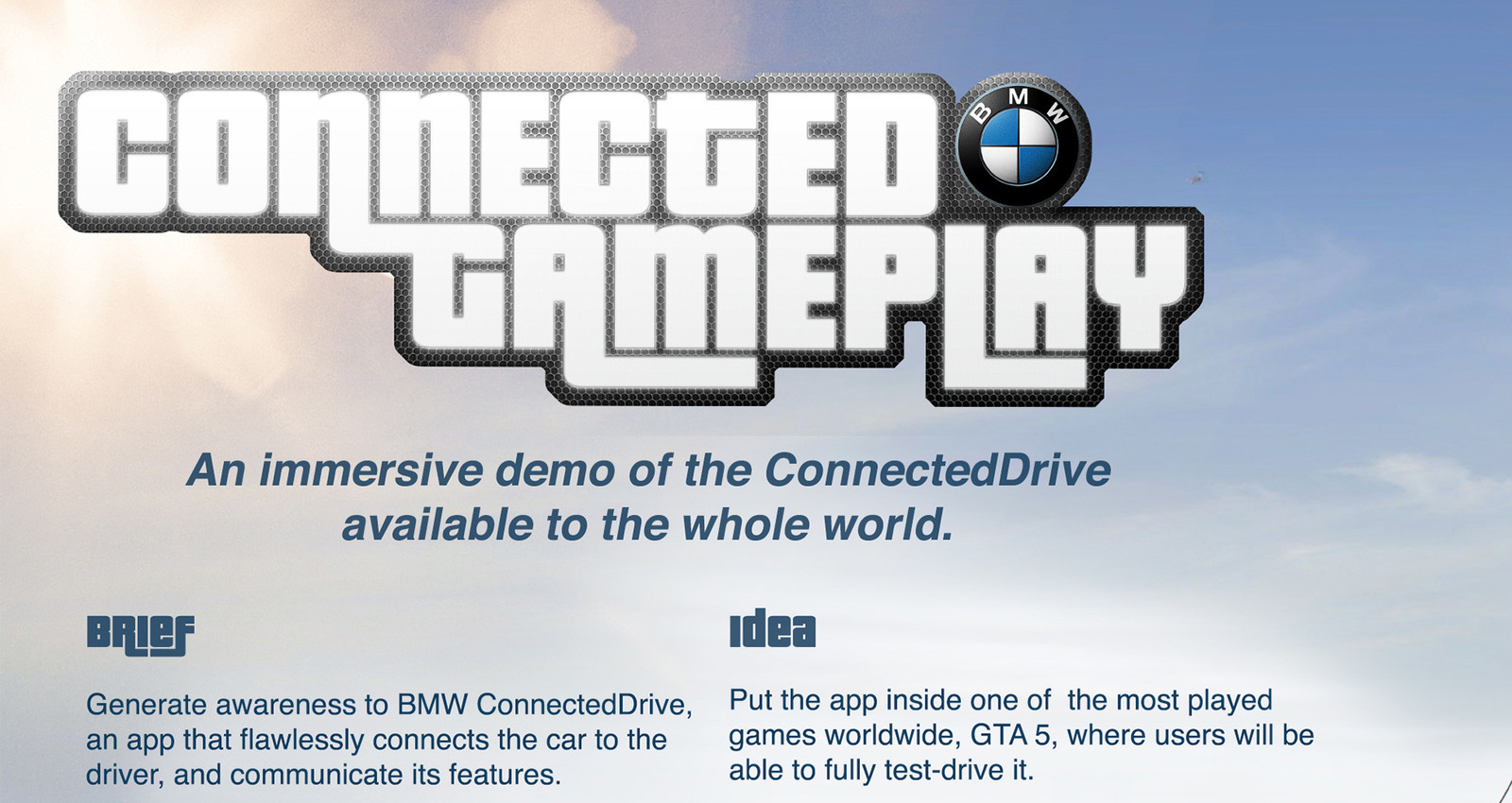 Connected Gameplay