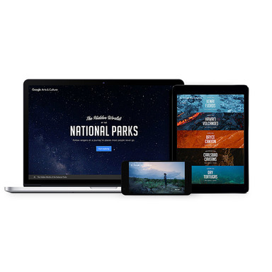 Google Presents: The Hidden Worlds of the National Parks
