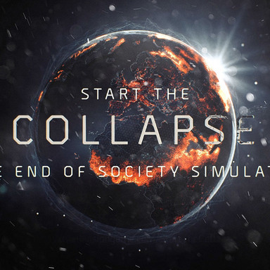 End of society simulator