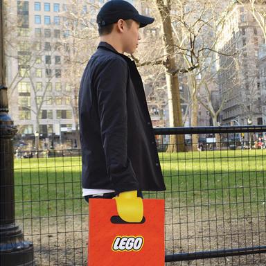 Lego Hand Bag