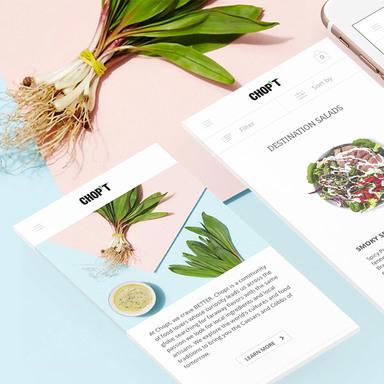 Rebranding and UX/UI design