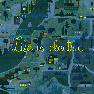 Life is electric