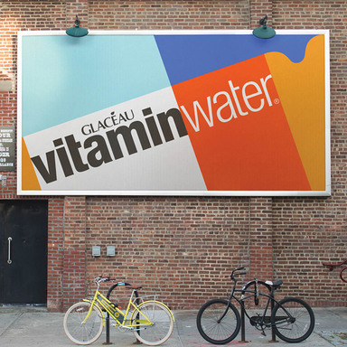 vitaminwater Brand Reimagination