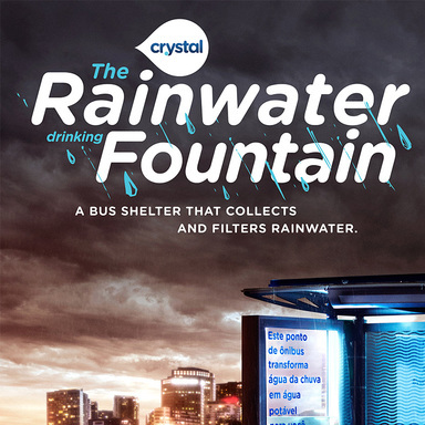 The Rainwater Drinking Fountain