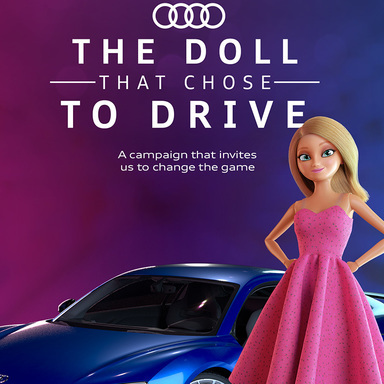 The doll that chose to drive