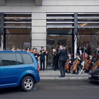 Parking Thrillharmonics