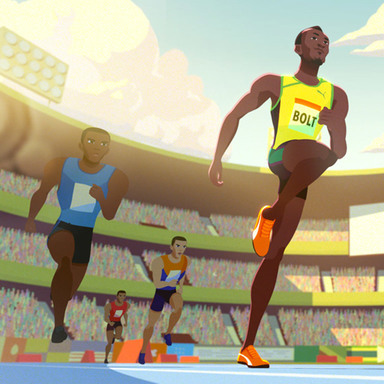 Usain Bolt | The Boy Who Learned to Fly | Gatorade