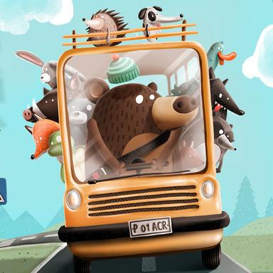 Mr. Bear Driver