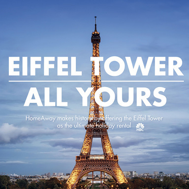 Eiffel Tower All Yours