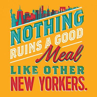 How New York Eats
