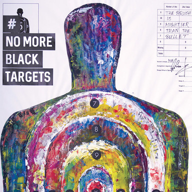 No more black target