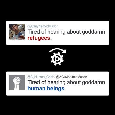 Twitter Refugees