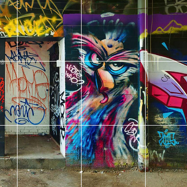 Graffiti Alley InstaTour