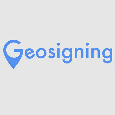 Geosigning