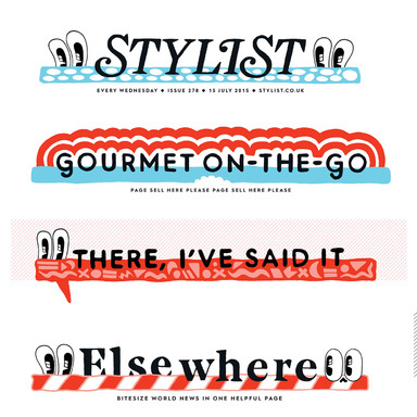 Stylist Magazine Takeover